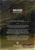Isolation. Living Apart Exhibition Poster 42 x 29,7 cm │16,53 x 11,69 inch