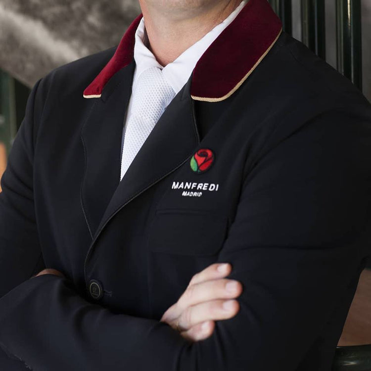 Manfredi Competition Jackets - elegance & technology combine