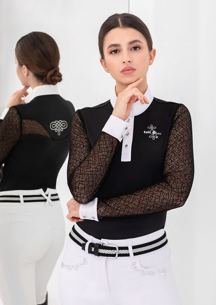 Cecile Long Sleeve Show Shirt