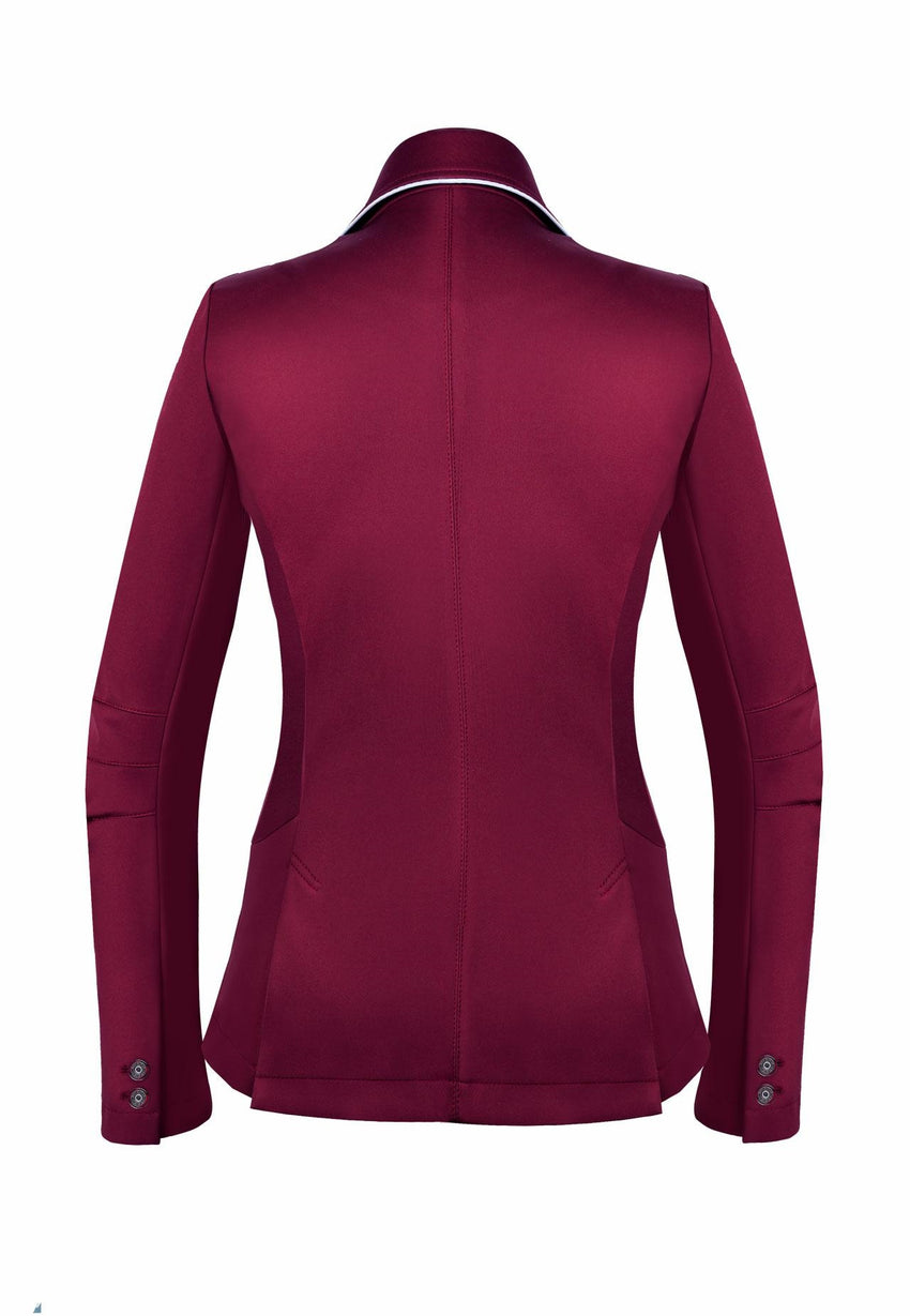 Burgundy Competition Jacket