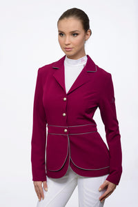 Bordeaux Show Jacket
