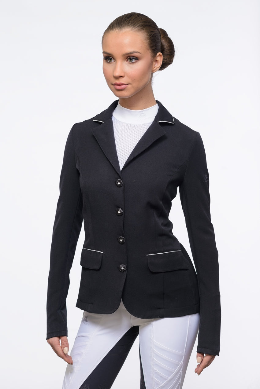 Black Dressage Coat