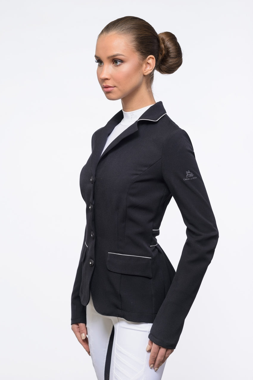 Black Dressage Jacket