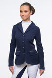 Womens Navy Dressage Jacket