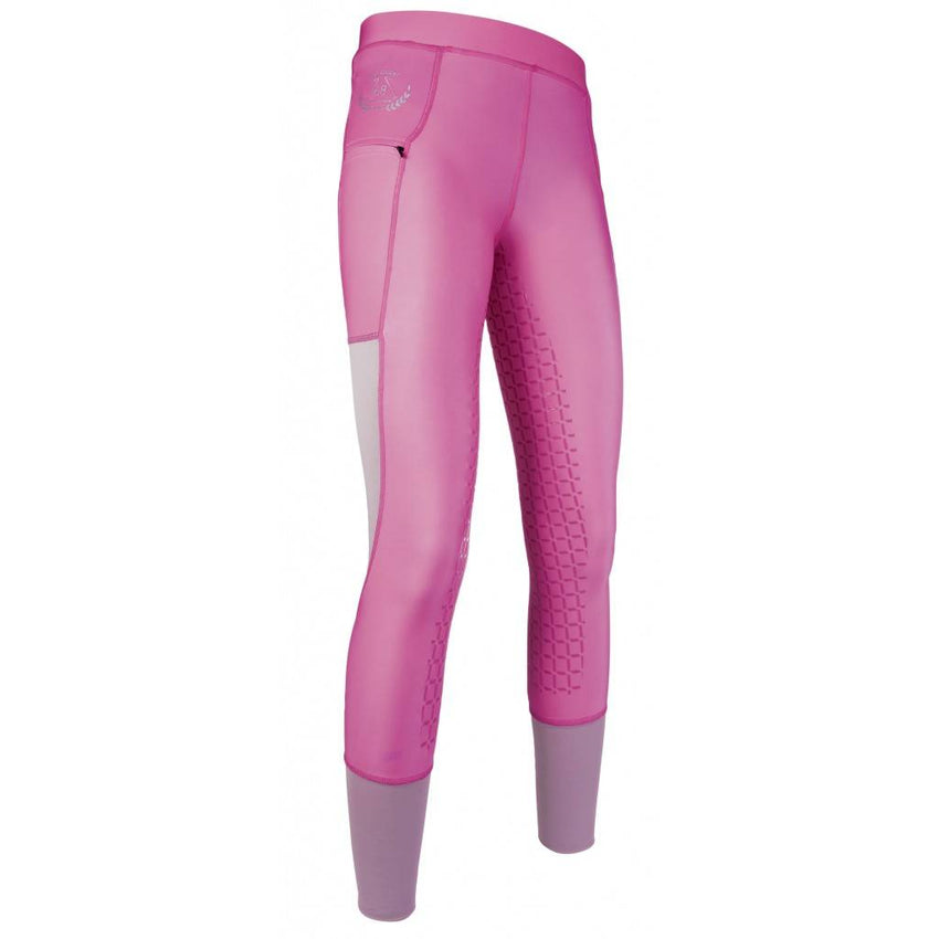 Pink Riding Leggings