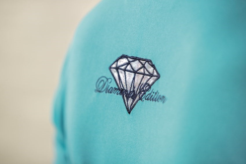 Diamonds Shine Polo Shirt