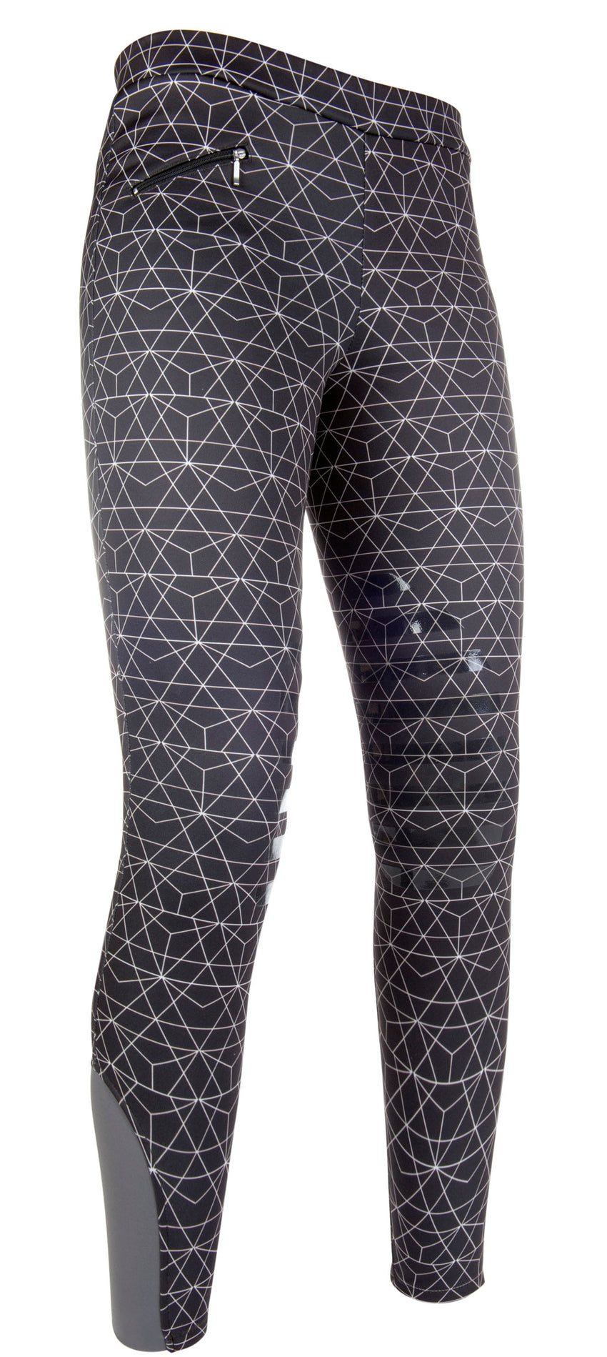 Winter Riding Tights in fun colour