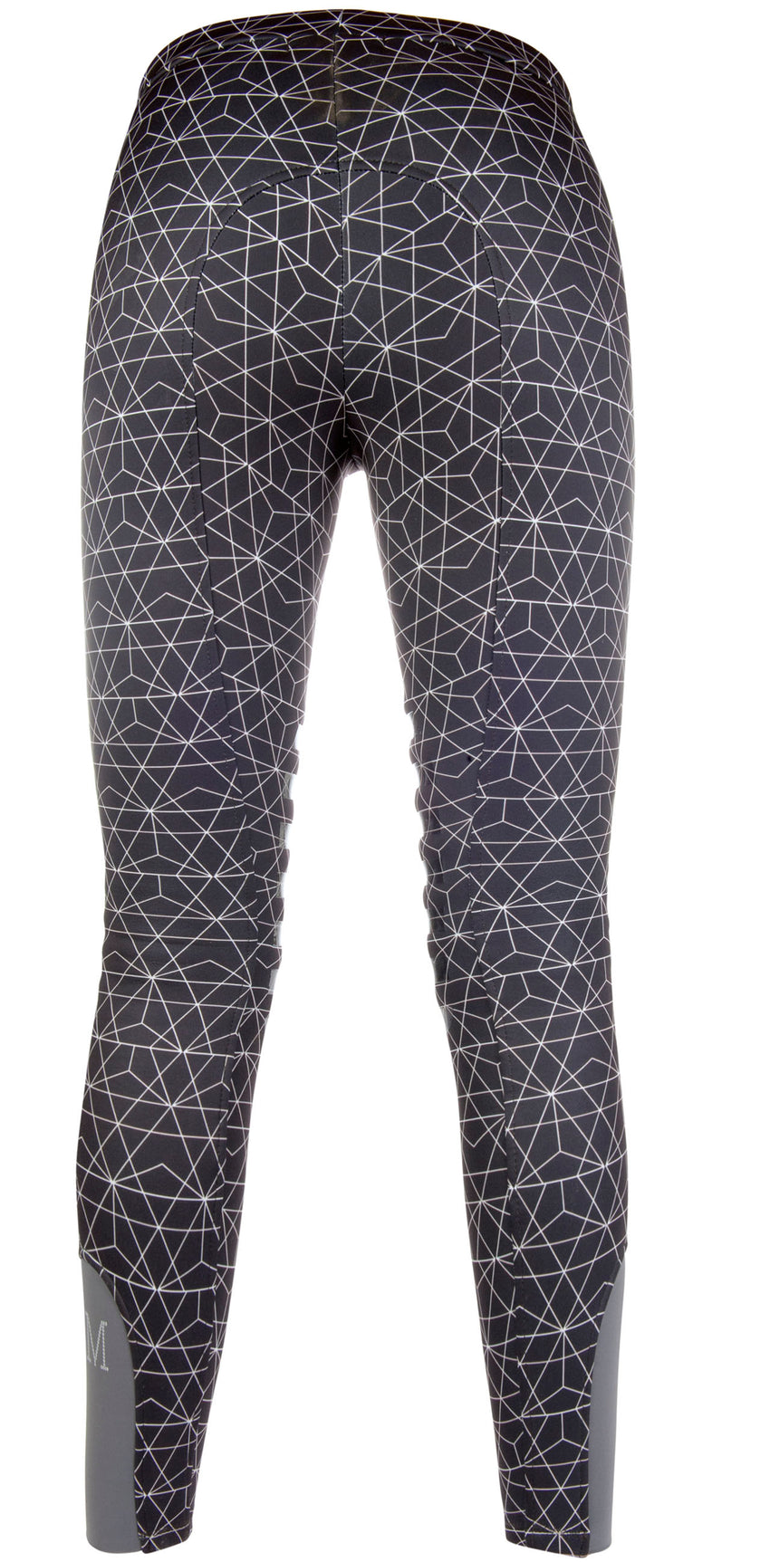 Winter Riding Leggings in fun pattern