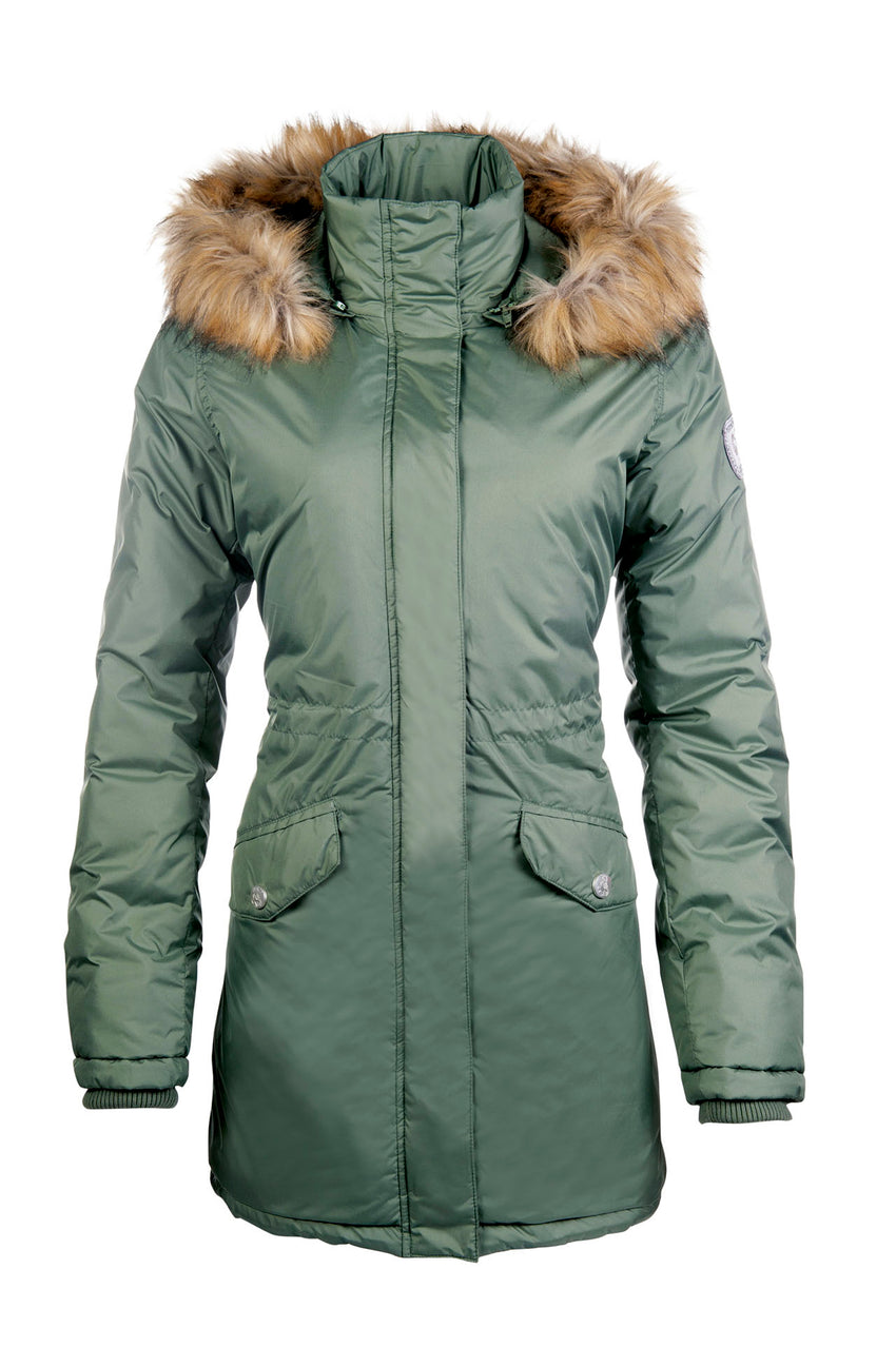 Winter Riding Jacket with hood