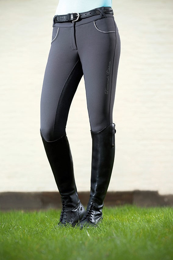 Navy Full Seat Breeches