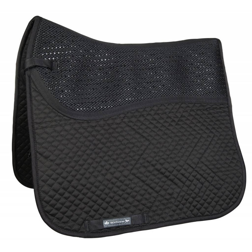 Highly breathable saddle blanket