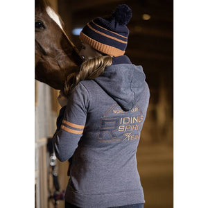 Horse Riding Sweat Jacket