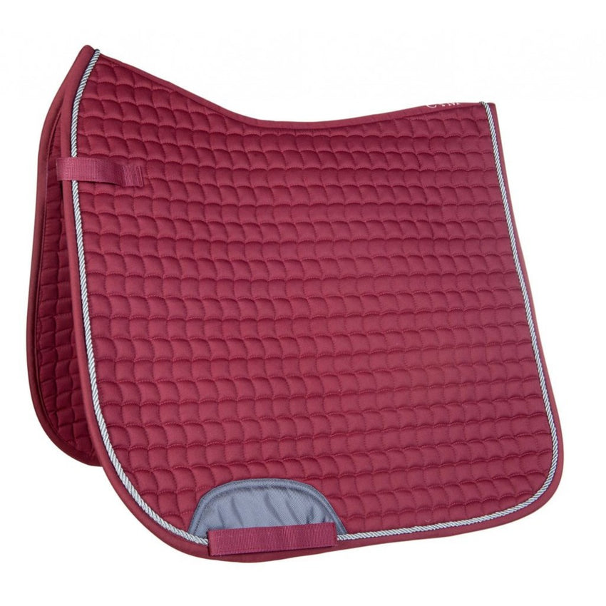 Bordeaux Saddle Blanket