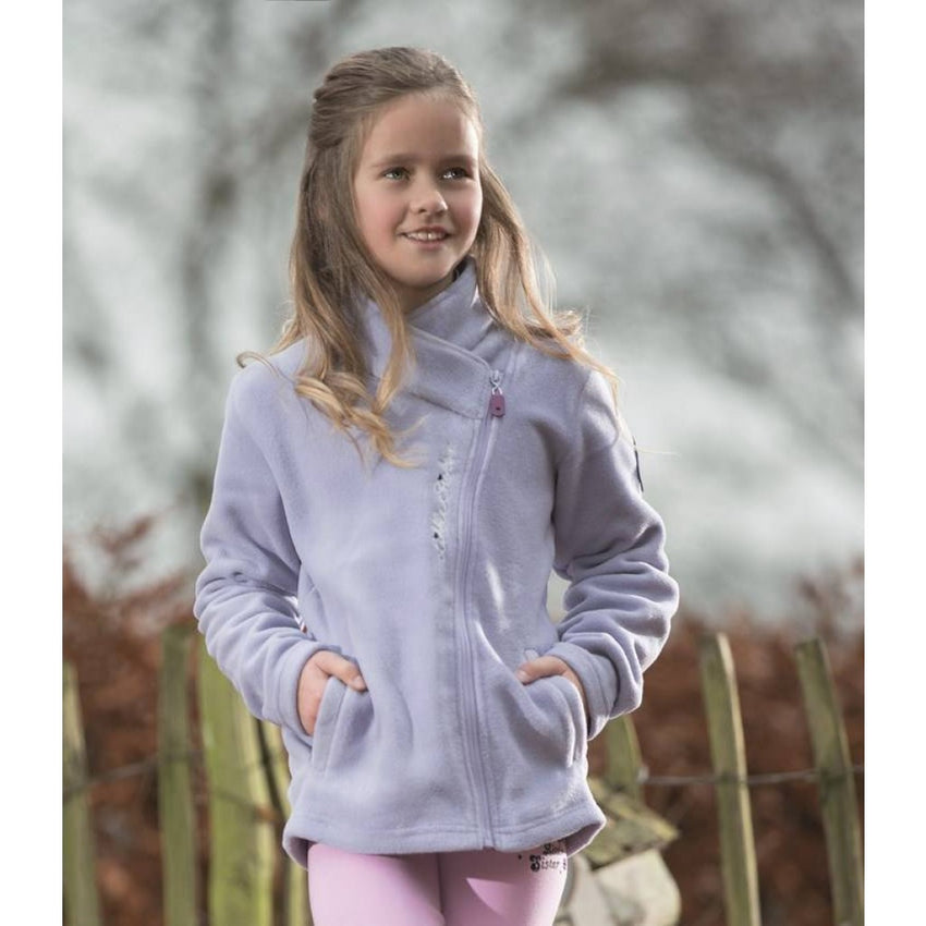 Kids Fleece Riding Jacket