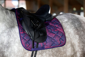 Bright Saddle Pad