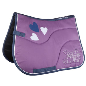Purple Kids Saddle Blanket