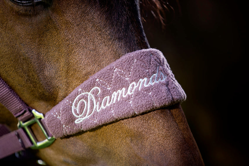 Halter Diamonds Milky