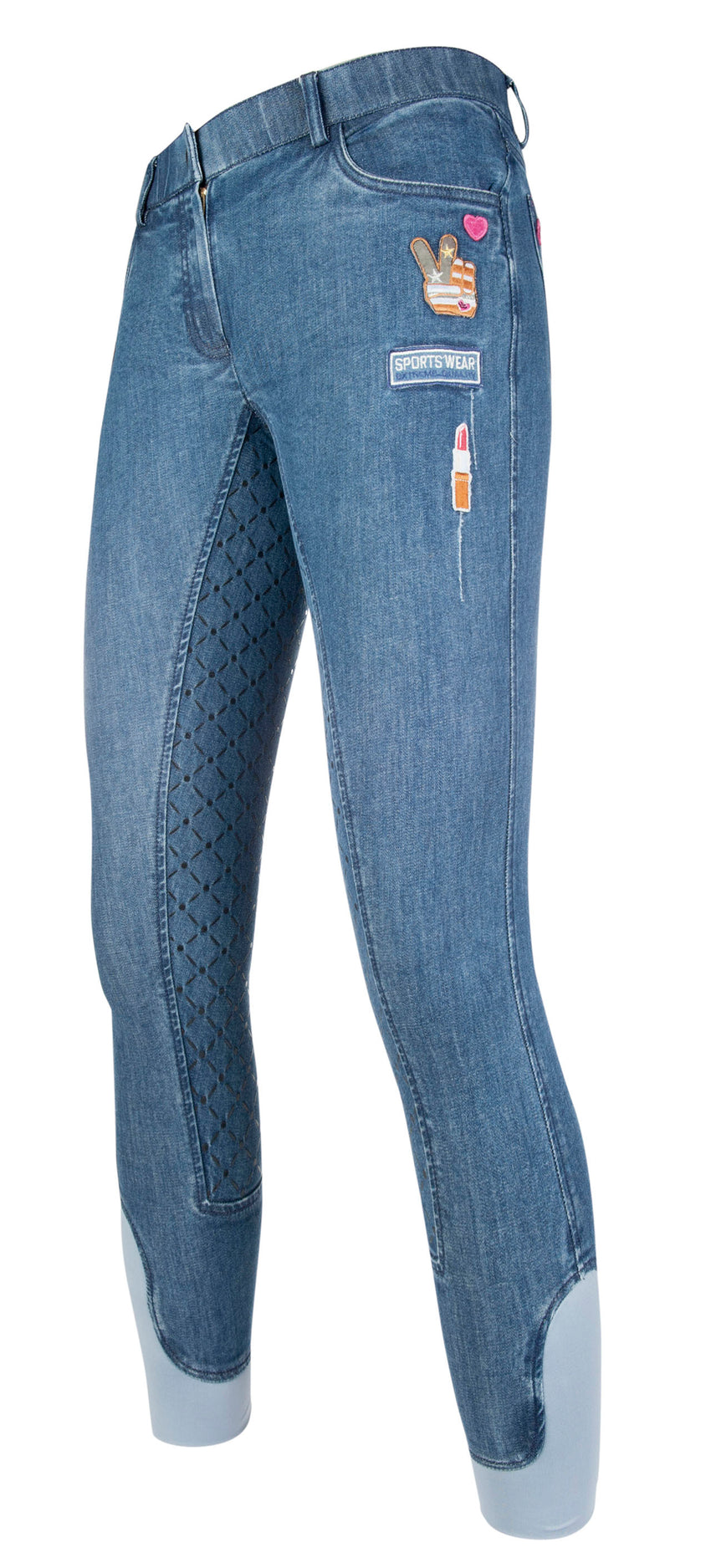 Children's Denim Breeches