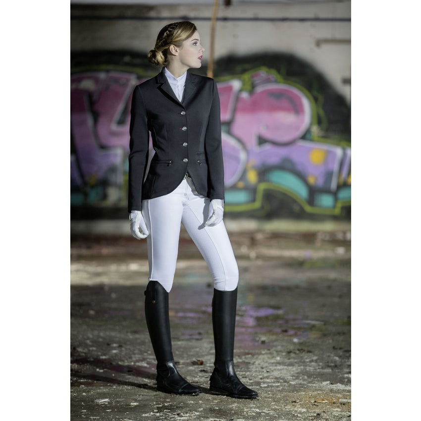 White ladies competition breeches