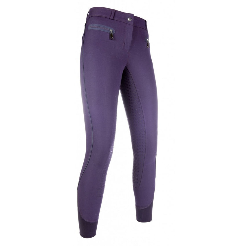 Purple Riding Breeches