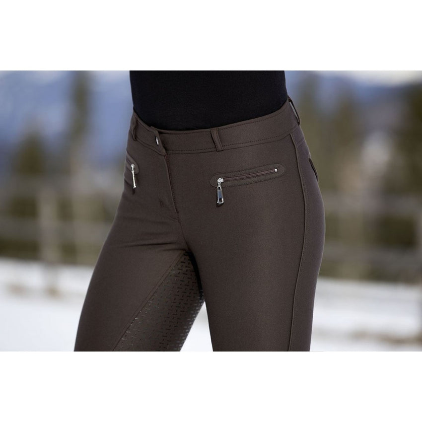 Lauria Garrelli Silicone Full Seat Breeches