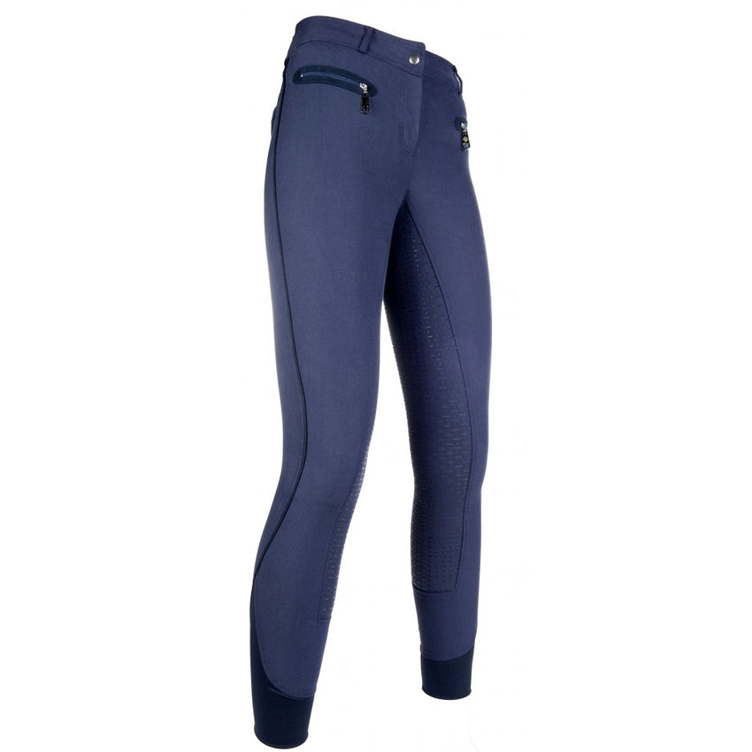 Navy Full seat grip breeches