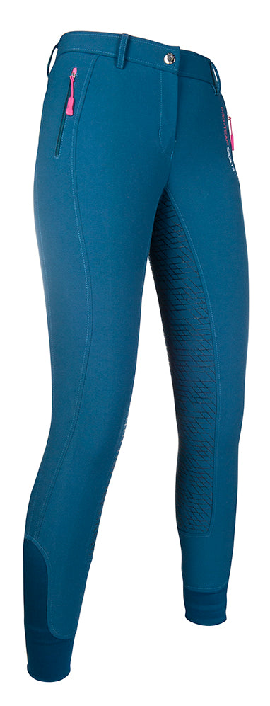 Full Silicone Seat Breeches