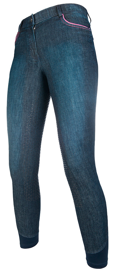 Women's Denim Breeches