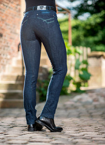 Denim Jodhpurs