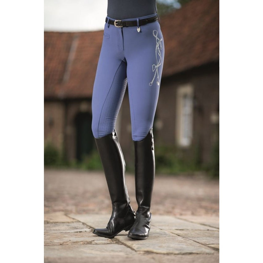 Smokey Blue Breeches