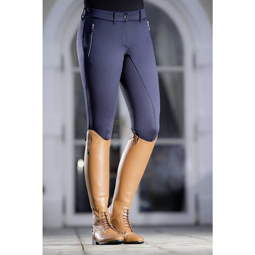 Winter Breeches with full silicone seat