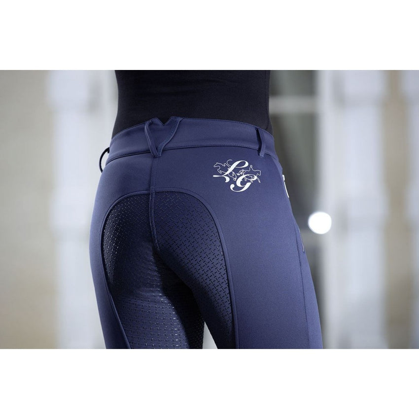 Softshell Breeches with full silicone seat
