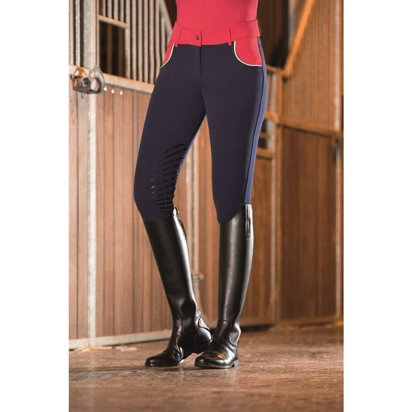 Navy Red Breeches