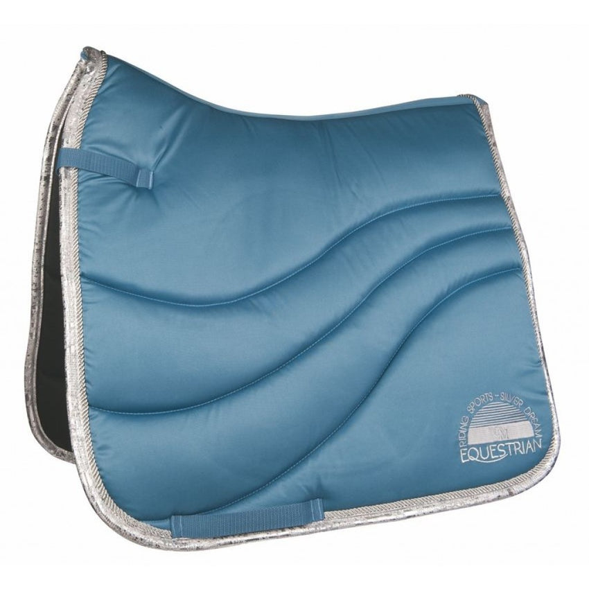 Azure Saddle Blanket