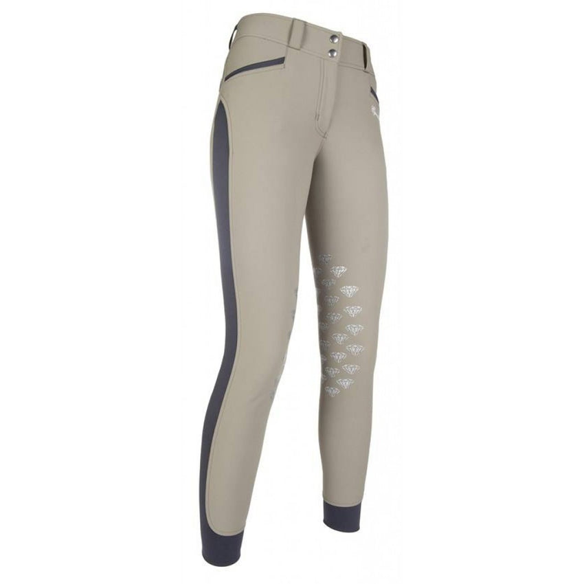 Beige Coloured Ladies Breeches