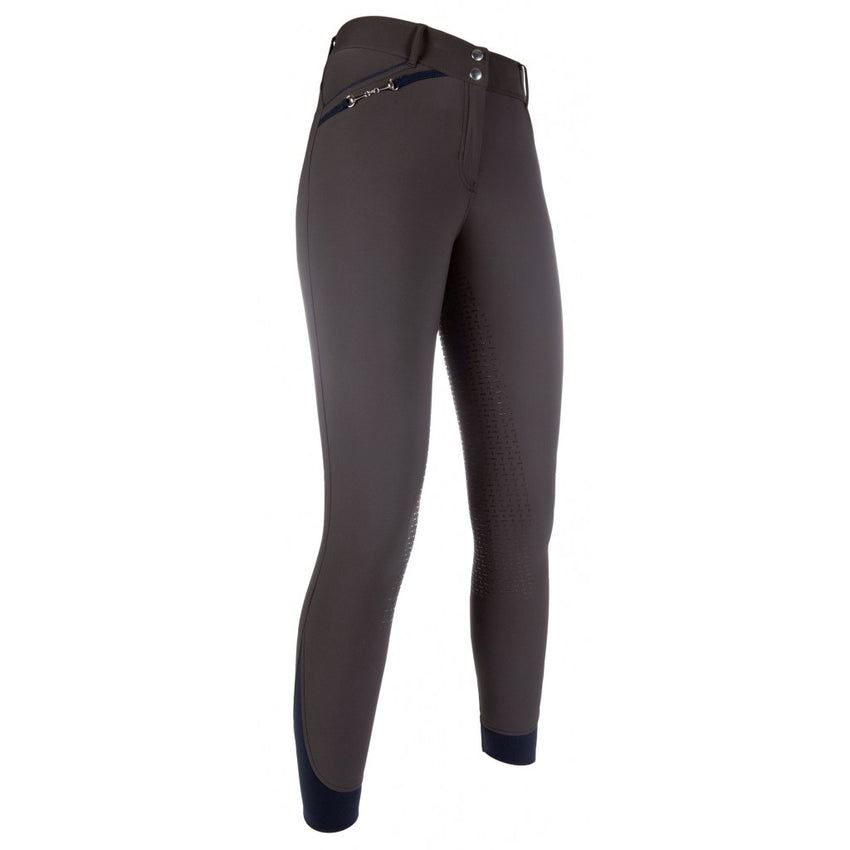 Ladies Breeches Moena Elements with Full Silicone Seat