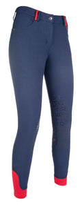 Breeches with Knee Grips