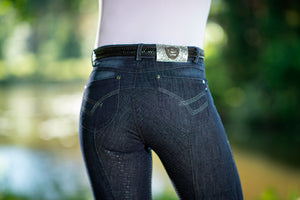 Women's Denim Full Seat Breeches