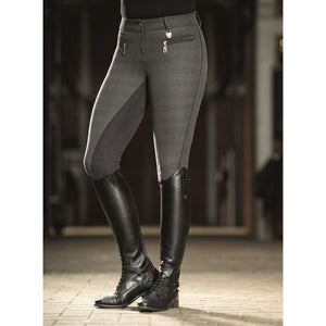 Checked Ladies Breeches