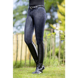Ladies Denim Full Seat Breeches