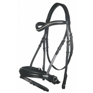 Gel Padded Anatomic Bridle