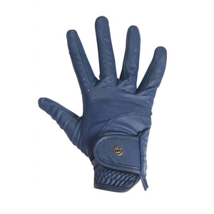 Navy Summer Horse Riding Gloves