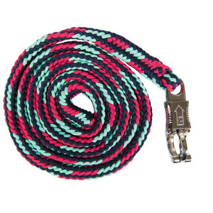 Bright Coloured Lead Rope with Panic Clip