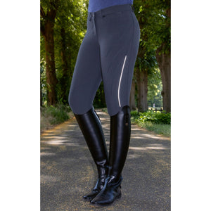 Breeches Speed Reflection Zoe with Silicone Knee Patch
