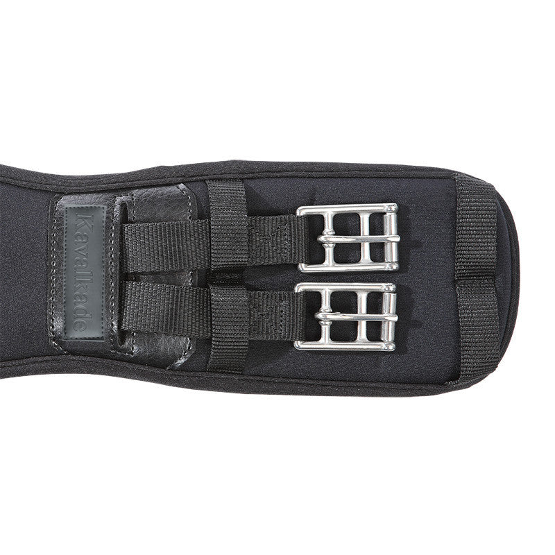 Cheap anatomic dressage girth