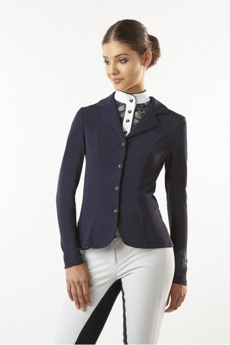 Navy Competition Jacket for Dressage