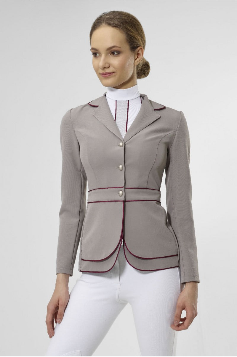 Double Front Panel Prime Technical Softhsell Jacket