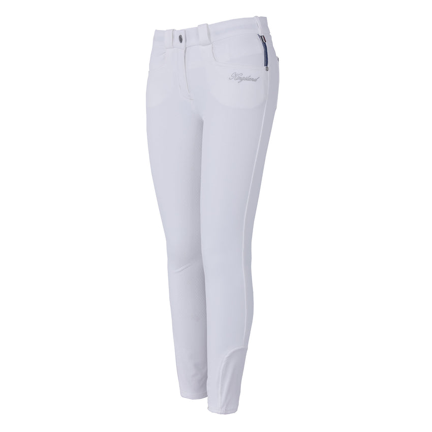 White Kingsland Breeches