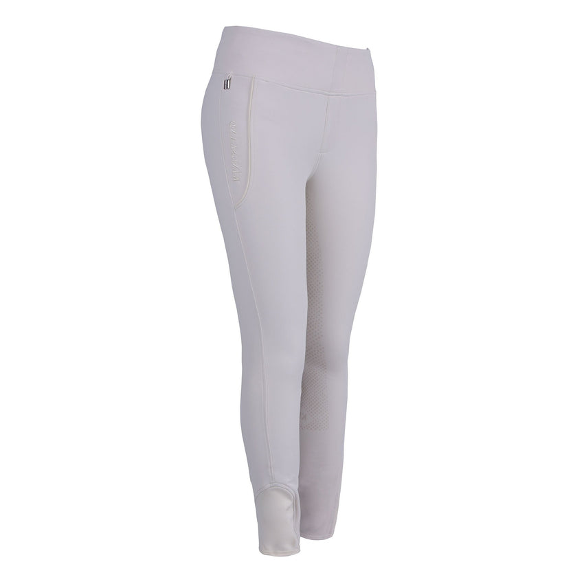 Beige Pull on Breeches