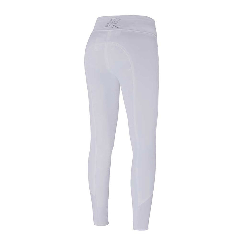 Kingsland White Pull on breeches